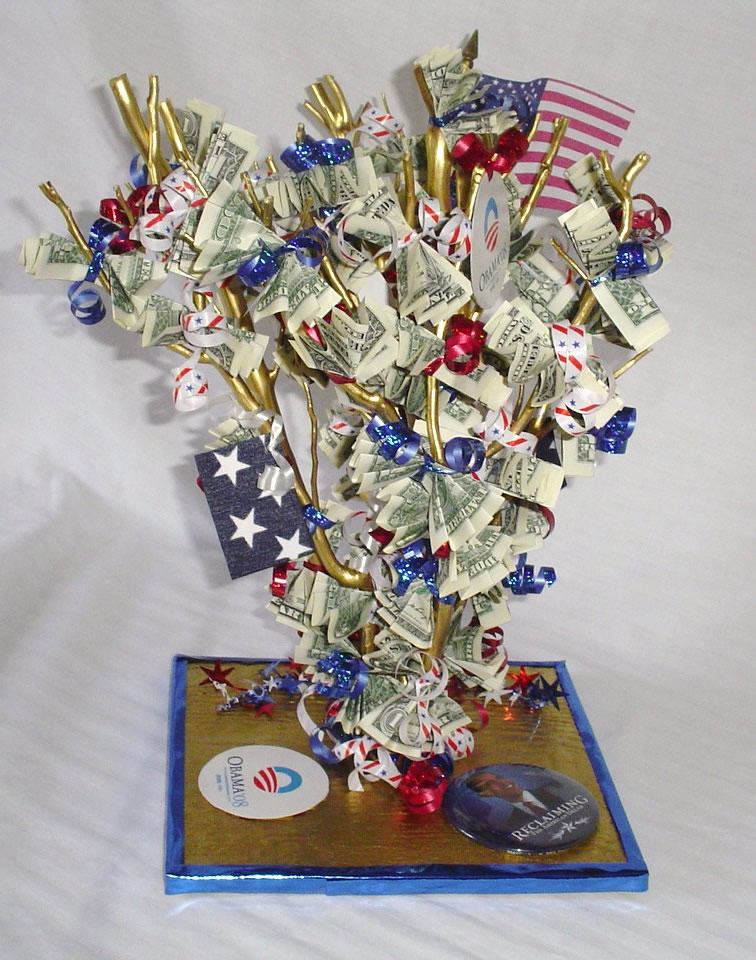 Give the gift everyone wants obama tree 1 negle Image collections